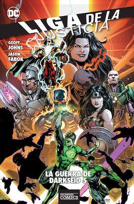 Liga de la Justicia: La Guerra de Darkseid (Rústica) #5
