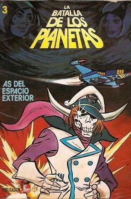 La Batalla de los Planetas (Rústica. 48 pp) #3