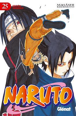 Naruto (Rústica con sobrecubierta) #25