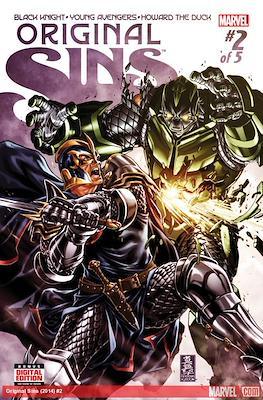 Original Sins (Comic Book) #2