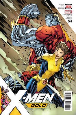 X-Men Gold (Grapa) #9
