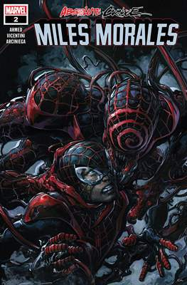Absolute Carnage: Miles Morales (Comic Book) #2