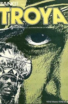 Trocha / Troya (Revista 52 pp) #8