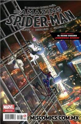 The Amazing Spider-Man (2016-2019) #6
