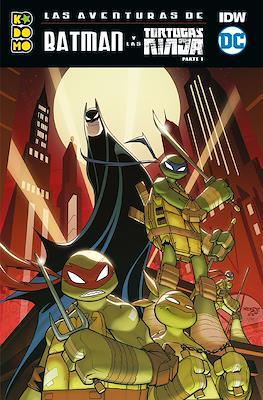 Las aventuras de Batman y las Tortugas Ninja #1