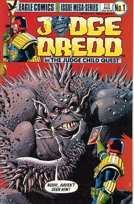 Judge Dredd in 'The Judge Child Quest' #1