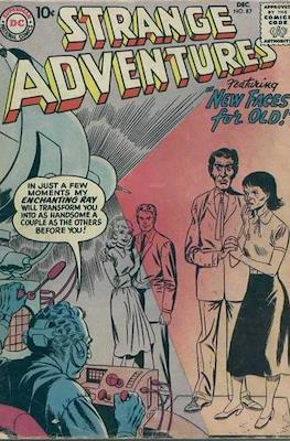 Strange Adventures (Comic Book) #87