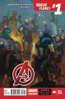 Avengers Vol. 5 (2013-2015) (Comic Book) #24