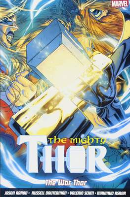 The Mighty Thor (2016-) (Softcover) #4