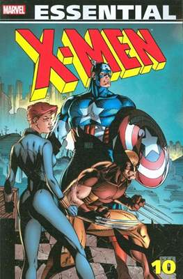 Essential X-Men (1999) (Softcover) #10