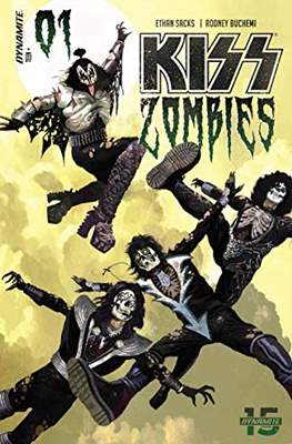 Kiss Zombies