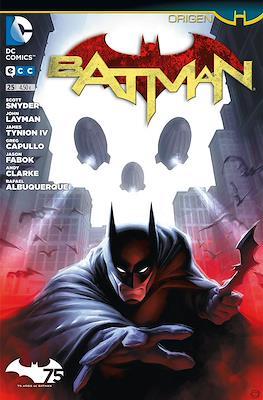 Batman: Nuevo Universo DC / Renacimiento (Grapa) #25