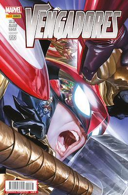 Los Vengadores Vol. 4 (2011-) (Grapa) #66
