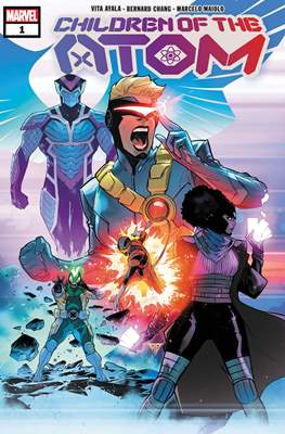 Children of the Atom (2021)