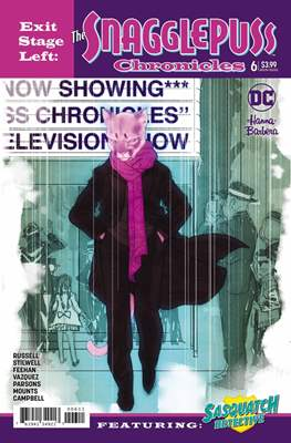 Exit Stage Left: The Snagglepuss Chronicles (Comic Book) #6