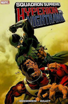 Squadron Supreme: Hyperion Vs. Nighthawk