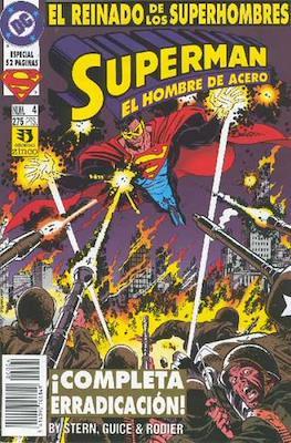 Superman. El hombre de acero (Grapa 48 pp) #4