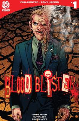Blood Blister (Comic Book) #1