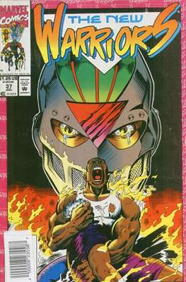 The New Warriors (Comic-Book) #37