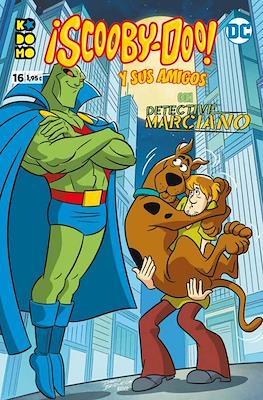 ¡Scooby-Doo! y sus amigos (Grapa 24 pp) #16