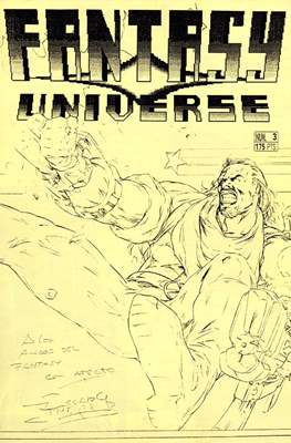 Fantasy universe (Grapa) #3
