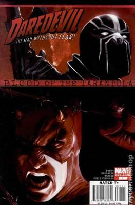Daredevil Blood of the Tarantula