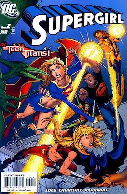 Supergirl Vol. 5 (2005-2011) (Comic Book) #2