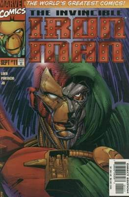 Heroes Reborn: Iron Man Vol. 2 (Comic Book) #11