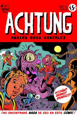 Achtung (Grapa) #1