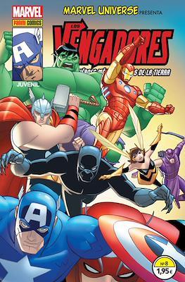 Marvel Universe presenta #8
