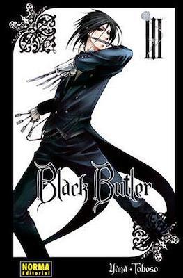 Black Butler (Rústica con sobrecubierta) #3