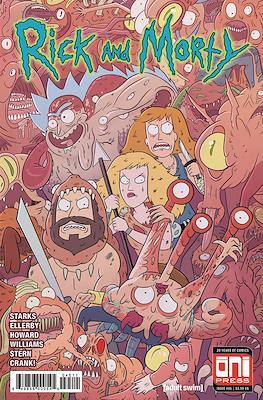 Rick and Morty (Grapa) #45