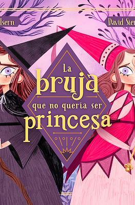 La bruja que no quería ser princesa (Cartoné 48 pp) #