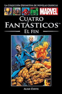 La Colección Definitiva de Novelas Gráficas Marvel (Cartoné) #46