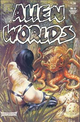 Alien Worlds (Comic-Book) #6