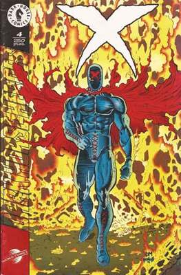 X (1995) #4