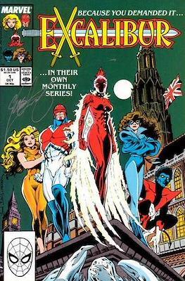 Excalibur Vol. 1 (Comic Book) #1
