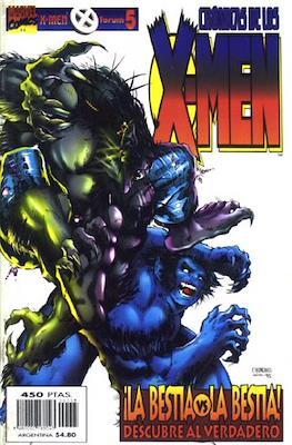 Crónicas de los X-Men (1995-1996) (Grapa) #5