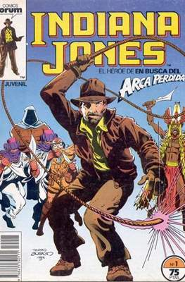 Indiana Jones (Grapa 24 pp) #1