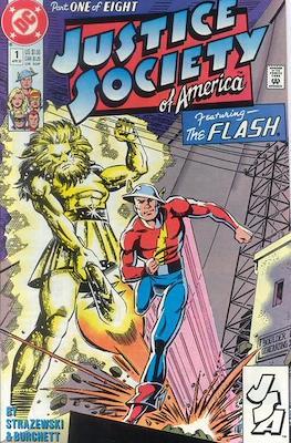 Justice Society of América (Vol. 1 1991)