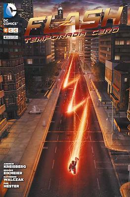 Flash. Temporada cero (Grapa) #4