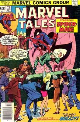 Marvel Tales (Comic Book) #72