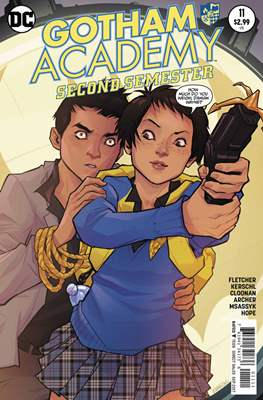 Gotham Academy Second Semester (Comic Book) #11