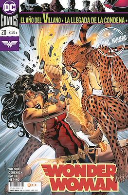 Wonder Woman. Nuevo Universo DC / Renacimiento (Rústica 96-136 pp) #34/20