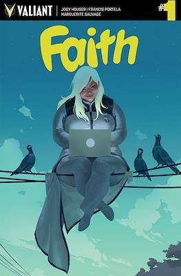 Faith (Comic Book) #1