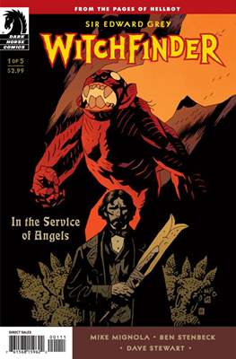 Witchfinder (comic-book) #1