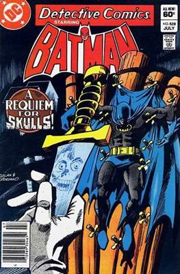 Detective Comics Vol. 1 (1937-2011; 2016-) (Comic Book) #528