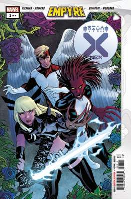 Empyre - X-Men (Comic Book) #1