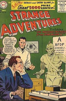 Strange Adventures (Comic Book) #74