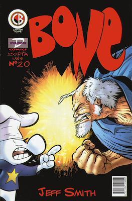 Bone (Grapa) #20